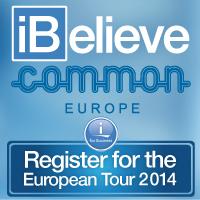 iBelieve COMMON Europe Tour 2014