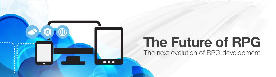 The Future of RPG Live Webinar