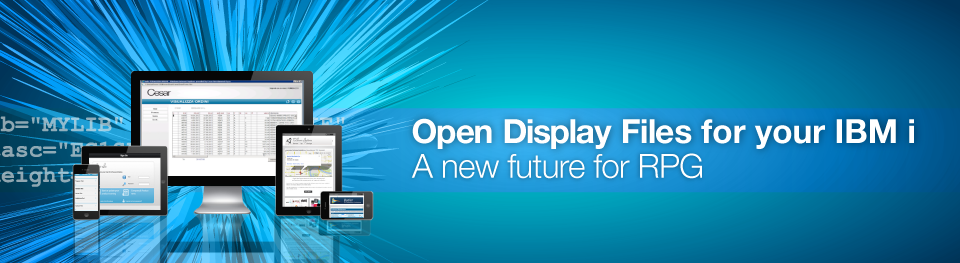 Deep Dive into Open Display Files